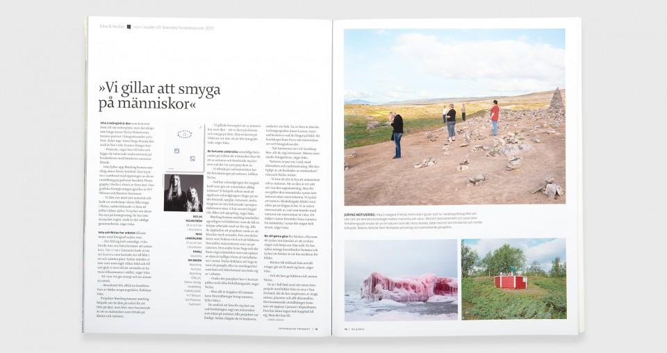Fotografisk Tidskrift #4, Sweden, 2012