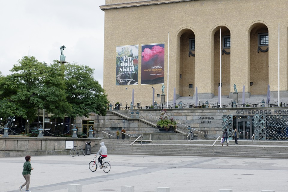 Nyförvärv, The Gothenburg Museum of Art, Gothenburg, 2013-2014