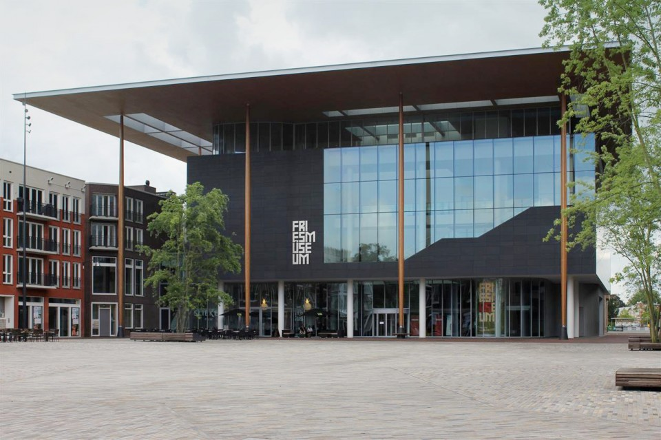 Permanent Collection, Fries Museum, Leeuwarden, The Netherlands