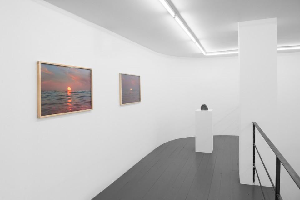 Installation view, Grundemark Nilsson Gallery. Stockholm, Sweden, 2016