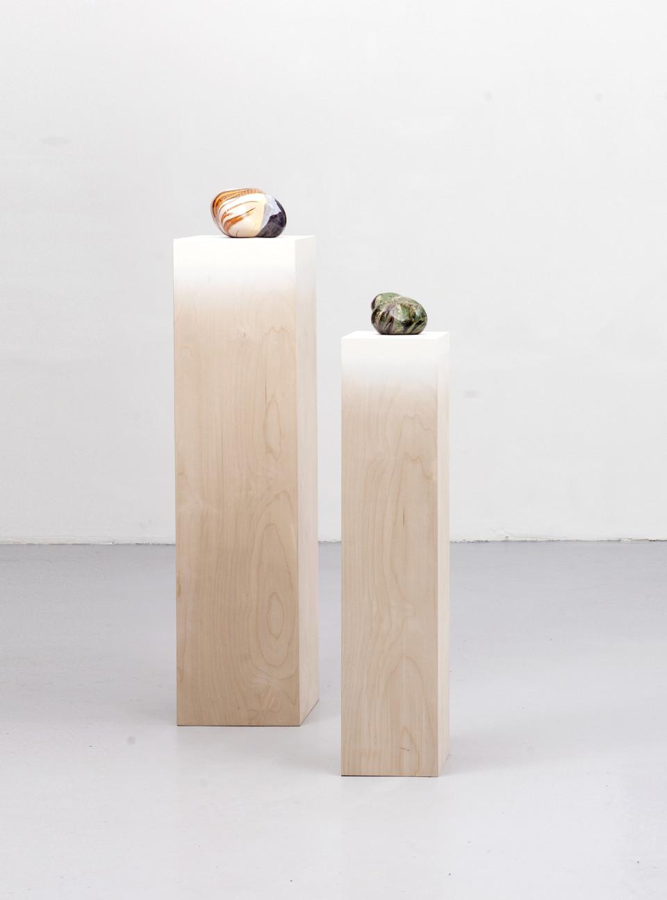 4K Ultra HD, Sculptural Landscape, Gallery Noua, Bodø, Norway, 2019.
