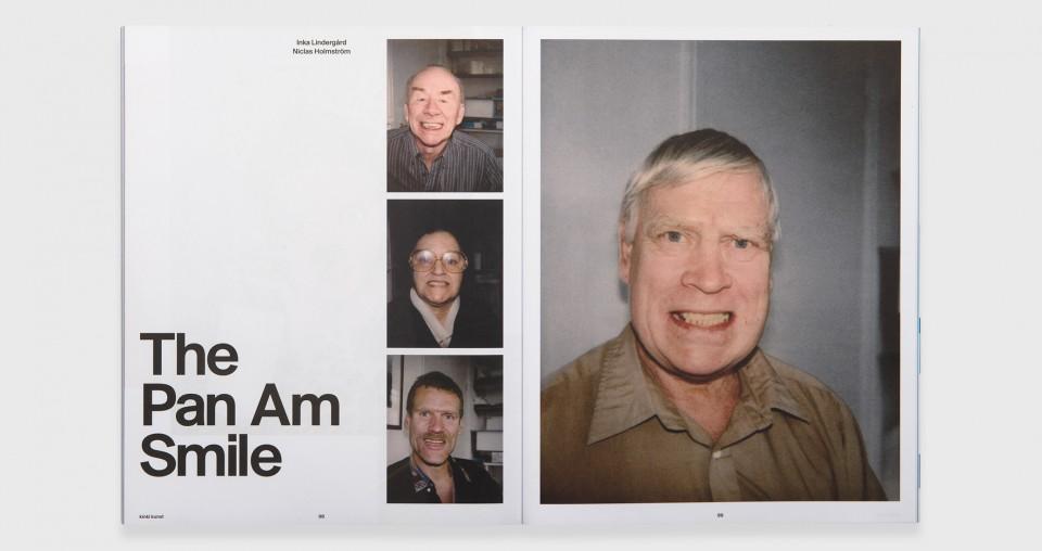Kinki magazine, Switzerland, 2011