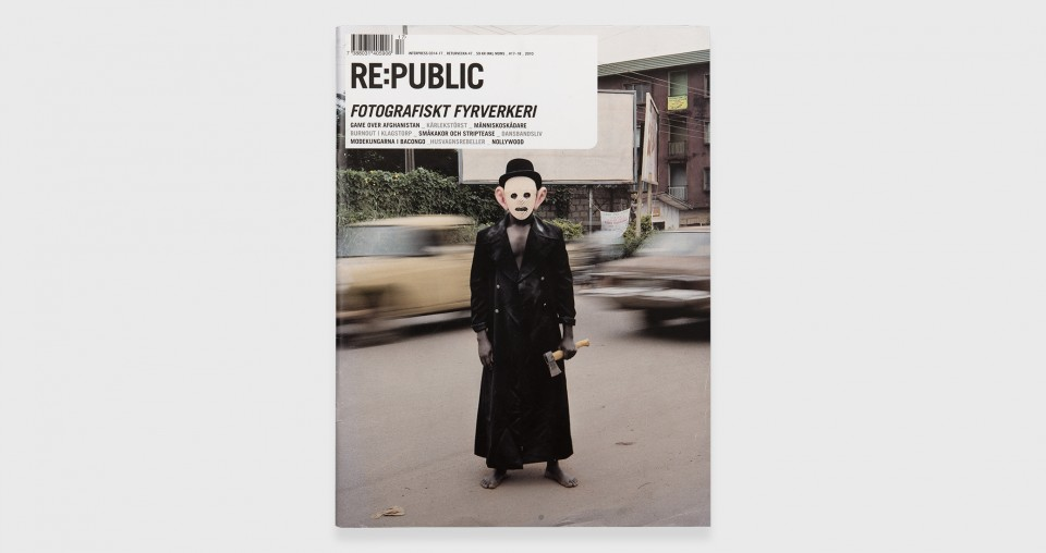 Re:public Service Photo Issue, Sweden, 2010