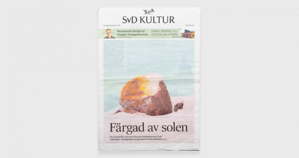 SvD, Sweden, 2012