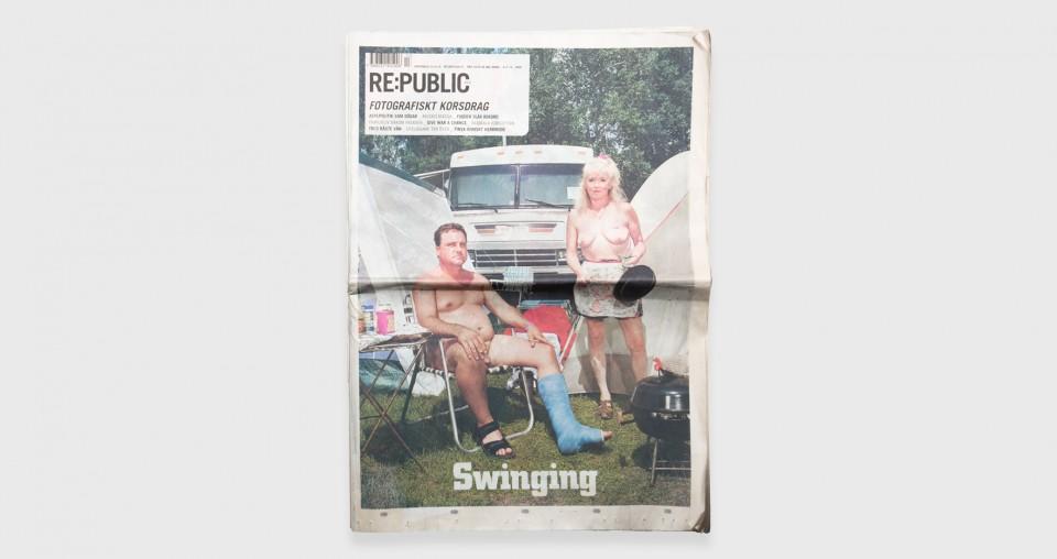 Re:public Service Photo Issue, Sweden, 2009